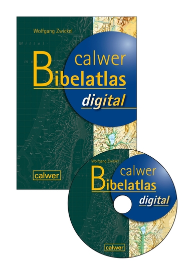 Calwer Bibelatlas digital - CD-ROM