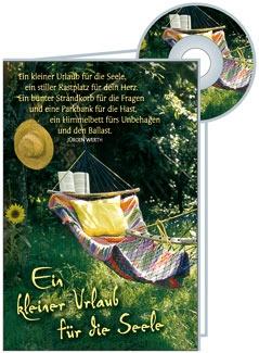 CD-Card: Ein kleiner Urlaub für die Seele - Geburtstag
