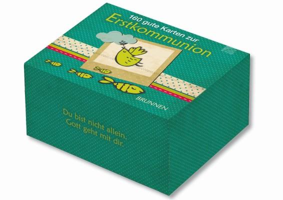 160 gute Karten zur Erstkommunion