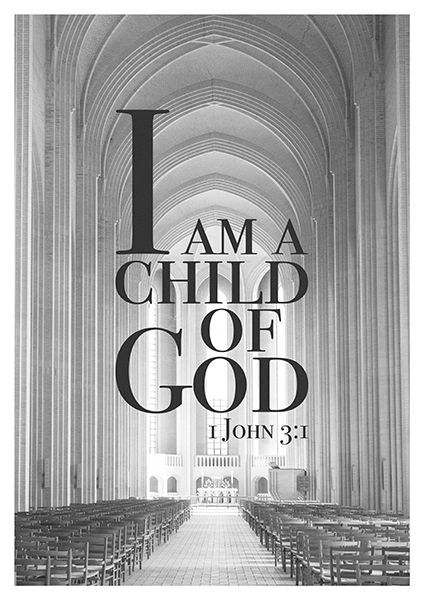 Poster: Child of God - A3