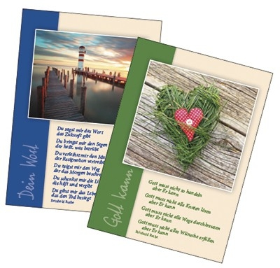 60 Ruthe-Postkarten-Paket