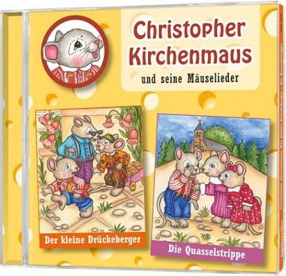 Christopher Kirchenmaus und seine Mäuselieder 2