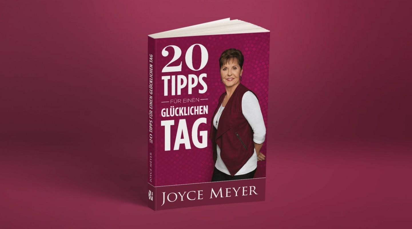20 Tipps für einen glücklichen Tag