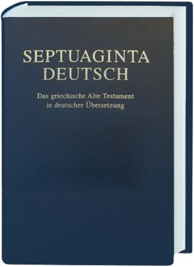 Septuaginta Deutsch