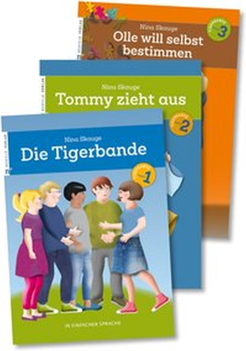 Die Tigerbande im Paket 1-3