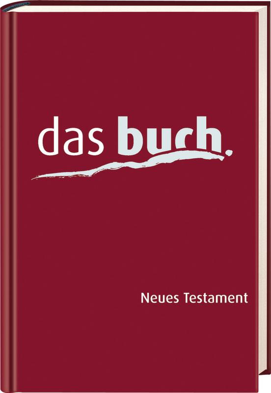 Das Buch NT - Edelausgabe bordeaux