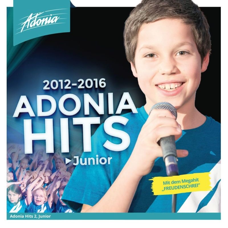 Adonia Hits Vol. 2 Juniors