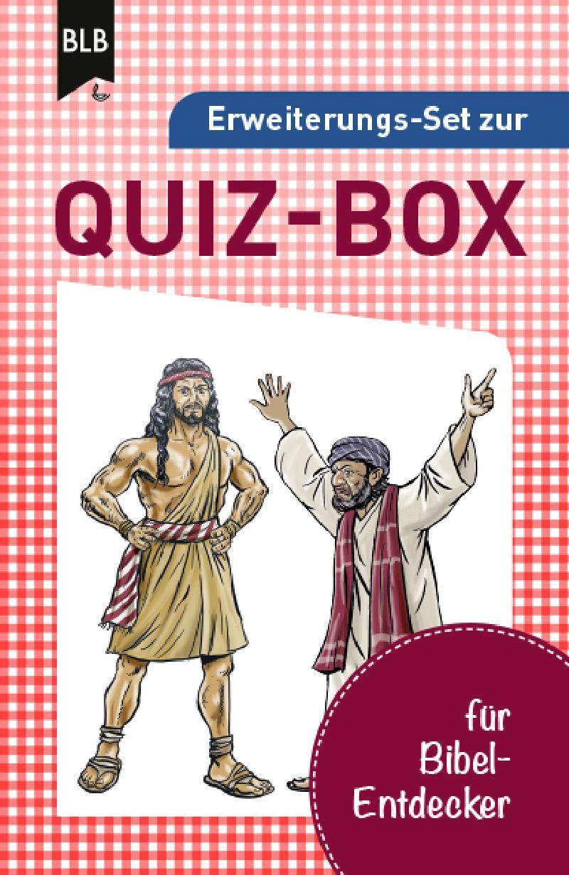 Erweiterungs-Set Quizbox
