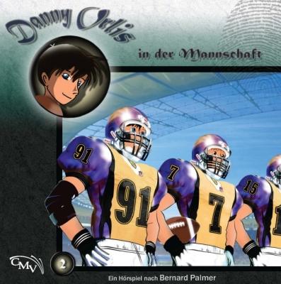 Danny Orlis in der Mannschaft (2)