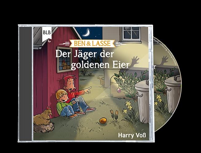 Ben & Lasse - Der Jäger der goldenen Eier