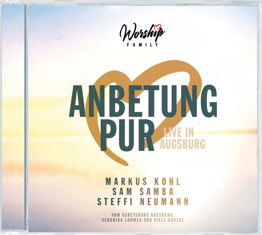 Anbetung Pur (Live in Augsburg)