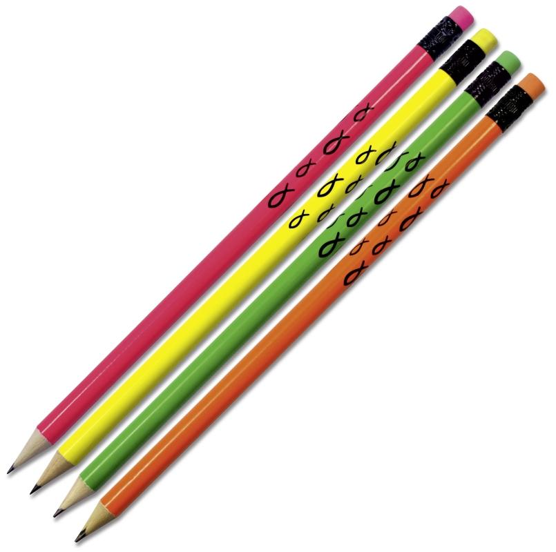 """Bleistift """"Neon"""" - 4er-Set"""