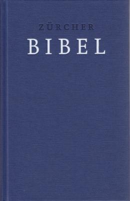 Zürcher Bibel - Dunkelblau