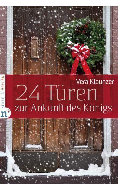 24 Türen zur Ankunft des Königs