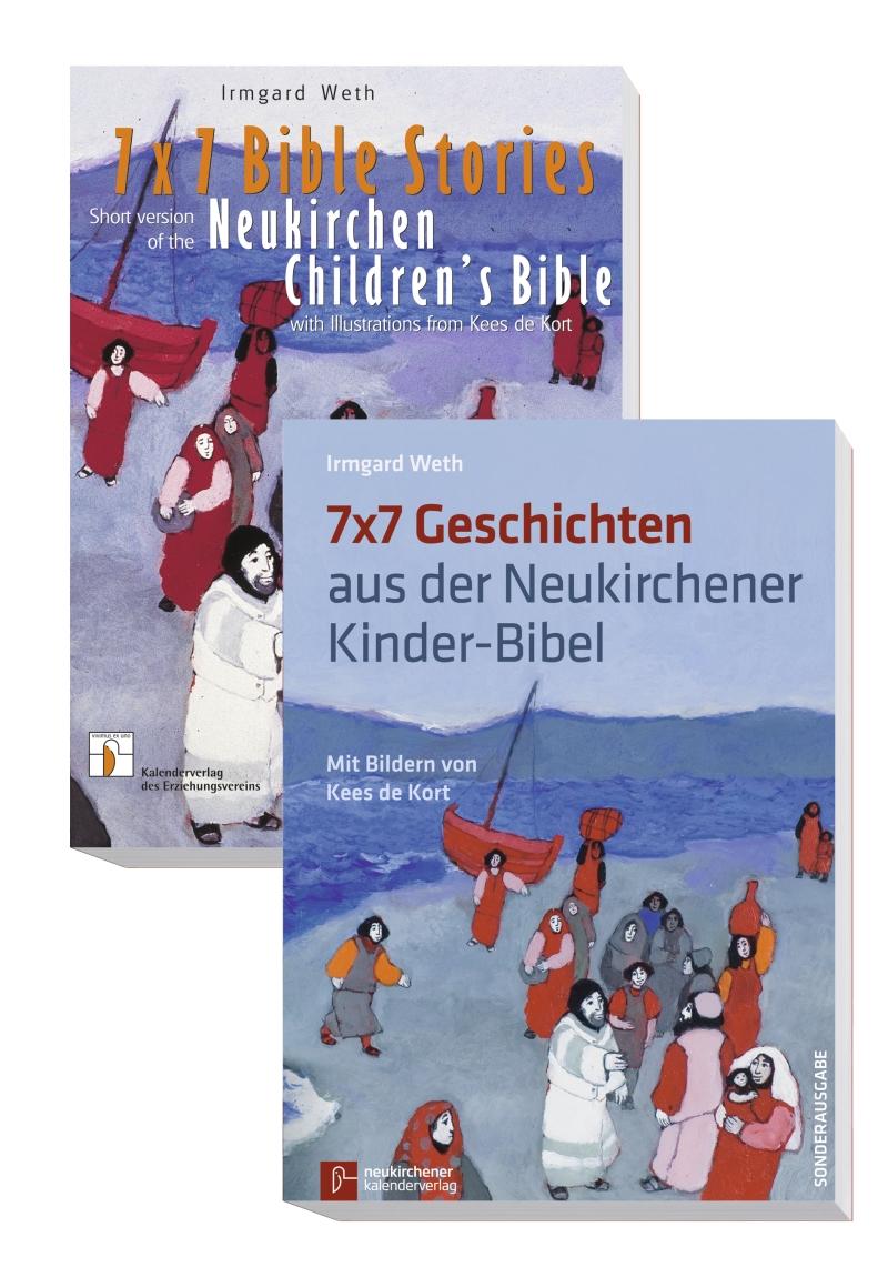 7x7 Storys und Geschichten aus der Neukirchener Kinder-Bibel