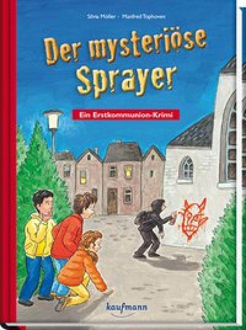 Der mysteriöse Sprayer