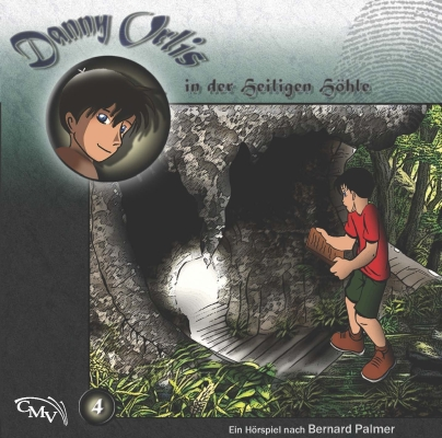 Danny Orlis in der heiligen Höhle (4)