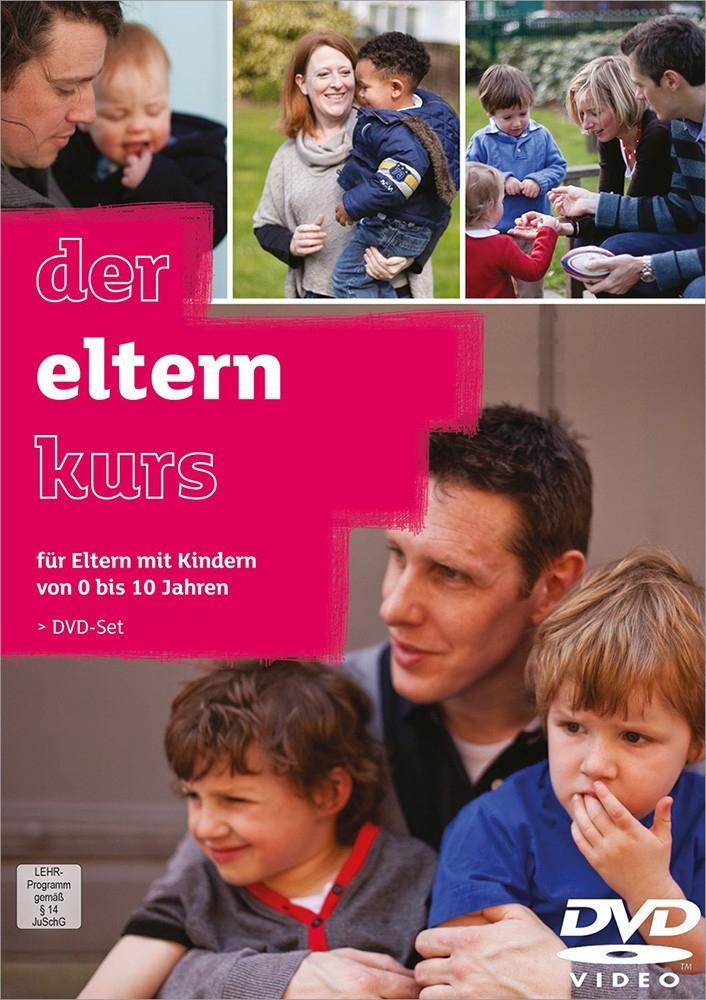 Der Elternkurs - DVD-Set mit Leiterheft