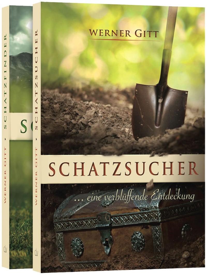 """Buchpaket """"Schatzsucher/Schatzfinder"""""""