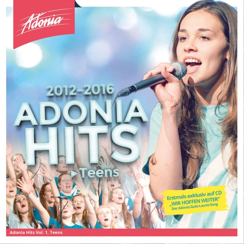 Adonia Hits Vol. 1 Teens