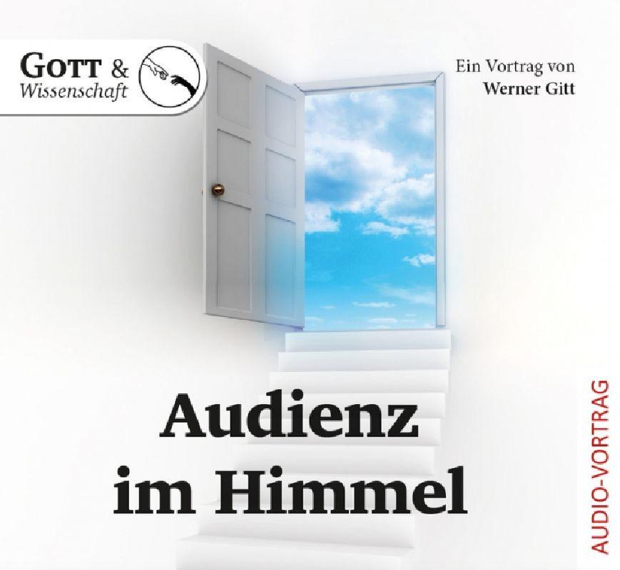 Audienz im Himmel - Audio CD