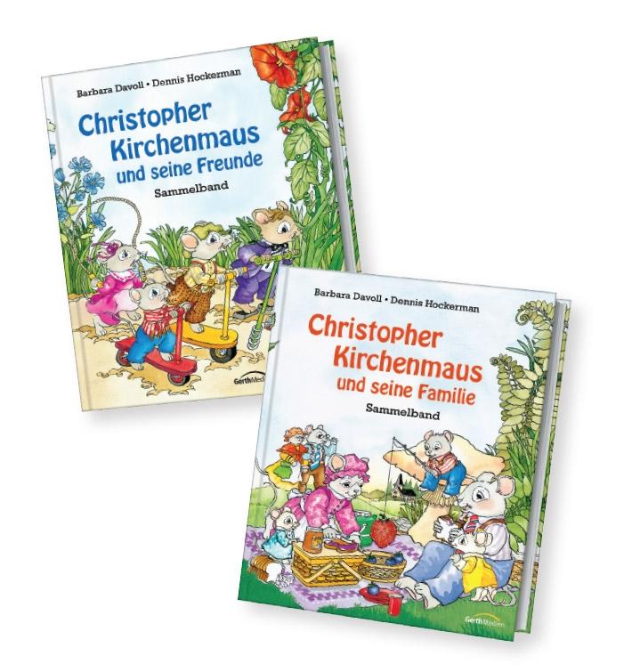 *Buchset: Christopher Kirchenmaus