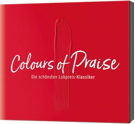 Colours of Praise - rot
