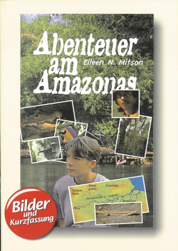 Abenteuer am Amazonas - neues Bildmaterial