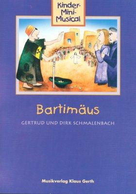 Bartimäus - Liederheft