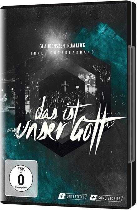 Das ist unser Gott - DVD