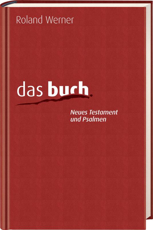 Das Buch, Neues Testament und Psalmen, Taschenausgabe, Kunstleder