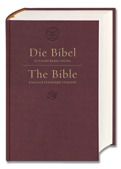 Die Bibel - The Bible (Deutsch/Englisch)