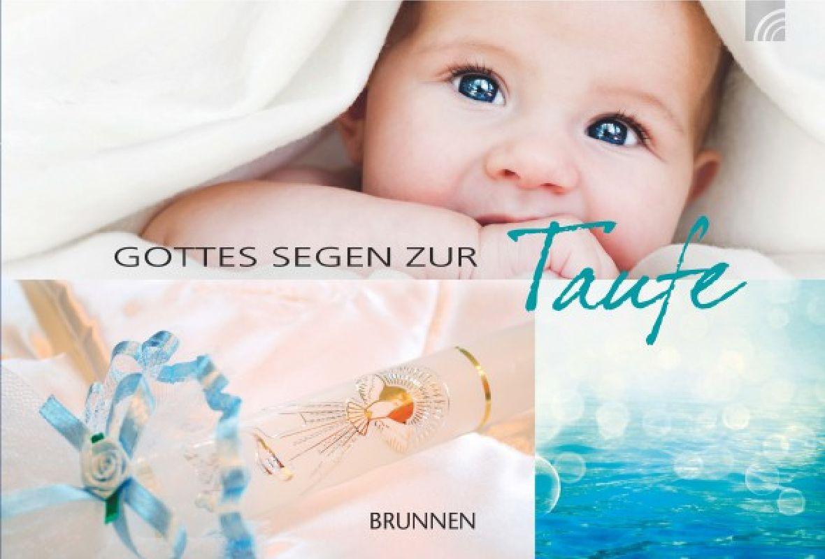 Gottes Segen zur Taufe - Gutscheinbuch