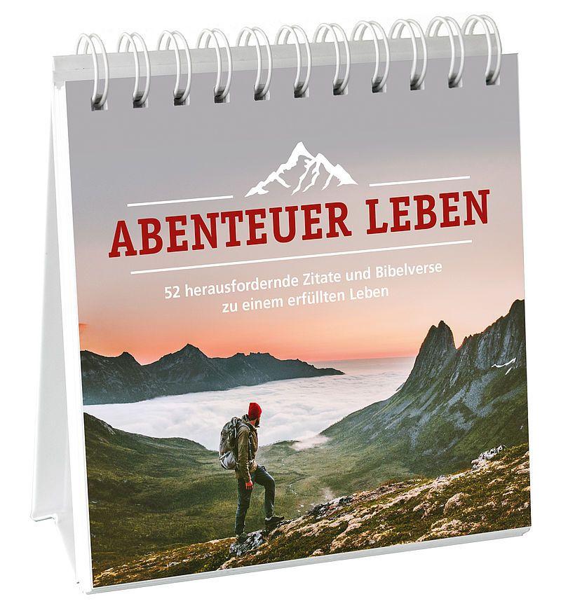 Abenteuer Leben - Aufstellbuch
