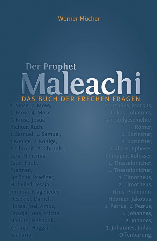 Der Prophet Maleachi