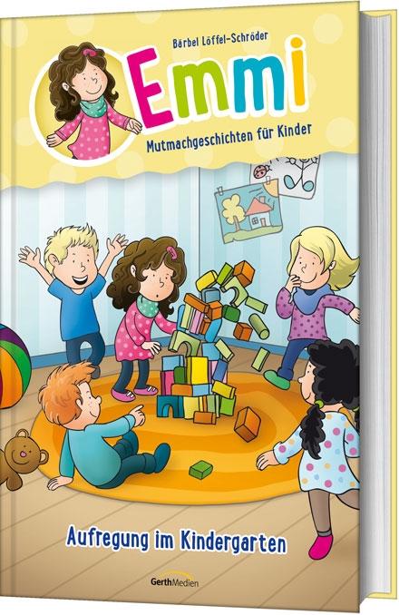 Aufregung im Kindergarten